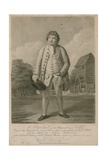 Mr Blanchard in the Character of Ralph Giclee Print by Samuel de Wilde