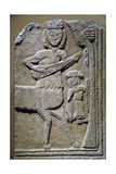 Byzantine Relief. Greece. Marble with Mythological Representation. Xi-Xii Century Giclee Print