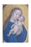 The Virgin and Child Giclee Print by Simon Bening