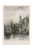 Billingsgate Giclee Print by Sir Augustus Wall Callcott