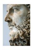 Lucius Verus Augustus. (130-169). Roman Emperor (161-169) Giclee Print