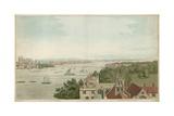 View of London from Lambeth Giclee Print by Joseph Farington
