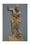 Poseidon. Greece Giclee Print