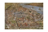 The City of Westminster Giclee Print by Peter Jackson
