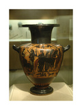 Hydria by Lysippides. 525 B.C. Greece Giclee Print