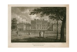 Buckingham House, St James's Park Giclee Print