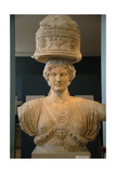 Caryatid from Small Propylaea. I Century B.C. Greece Giclee Print