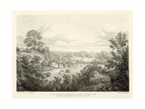 View from Blackheath Looking Towards Lee, London Giclee Print by Thomas Mann Baynes