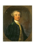 Portrait of John Adlercron Esq Giclee Print by Joseph Highmore