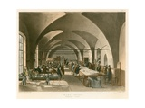 Stamp Office, Somerset House, Strand, London Giclee Print by Thomas Rowlandson