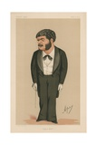 Mr Arthur Sullivan Giclee Print by Carlo Pellegrini