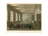 Society of Agriculture Giclee Print by Thomas Rowlandson