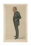 Mr William Schwenck Gilbert Giclee Print by Leslie Matthew Ward