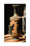 Attic Lekythos Red-Figure. V Century B.C. Greece Giclee Print
