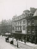 The Apollo Theatre and Lyric Theatre, 1907 Photographic Print