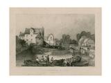 Tottenham Mills, London Giclee Print