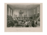 Central Criminal Court, Old Bailey Giclee Print by Thomas Hosmer Shepherd