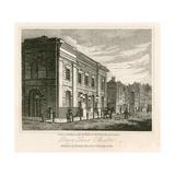 Drury Lane Theatre, London Giclee Print by Walter Wallis