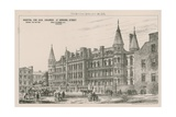 Hospital for Sick Children, Great Ormond Street Giclee Print