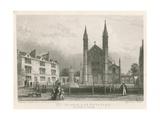 St Katherine's Hospital, Regent's Park, London Giclee Print by John Francis Salmon