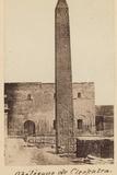 Cleopatra's Needle at Alexandria Photographic Print