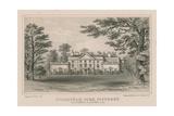 Streatham Park, the Residence of L Jordan Giclee Print by Augustus Butler