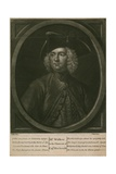 Mr Walker in the Character of Captain Macheath Giclee Print by John Ellys