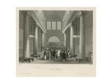 The Stock Exchange Giclee Print by Jacob Van Der Heyden
