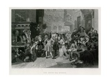 South Sea Bubble Giclee Print by Edward Matthew Ward