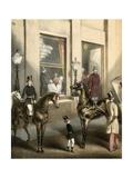 Club Polka by Charles D'Albert Giclee Print by John Brandard