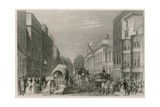 Leadenhall Street, London Giclee Print