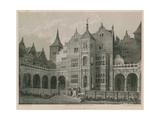 Holland House, Middlesex Giclee Print by Charles James Richardson