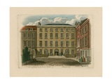 Trotter's Bazaar, Soho Square Giclee Print