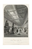 Elgin Room at the British Museum Giclee Print by Llewellyn Jewitt