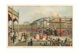 Coronation Procession of His Majesty George IV, 19 July 1821 Giclee Print by William Heath