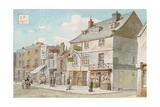 The Bull and Star Public House, High Street, Putney, London Giclee Print by John Phillipp Emslie