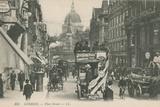 Fleet Street, London Photographic Print