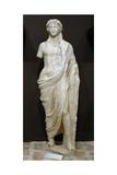 Statue of Dionysus, God of Wine Giclee Print