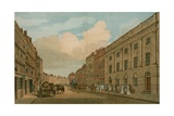 House Occupied by the East India Company, Leadenhall Street, London, as Refaced in 1726 Giclee Print by Thomas Malton