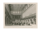 New Hall, London and North Western Railway Station, Euston Square, London Giclee Print