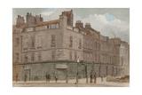 Corner of Little Newport Street and Lisle Street, London Giclee Print by John Phillipp Emslie