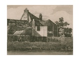 Old Queen's Head and Artichoke, Regent's Park Giclee Print