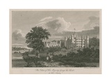 The Palace of His Majesty King Geroge III at Kew, Surrey Giclee Print by George Cooke