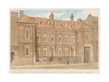 Chatfield House, Opposite Fairfax House, High Street, Putney, 1887 Giclee Print by John Phillipp Emslie