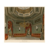 The Vestibule, Carlton House, London Giclee Print by Charles Wild