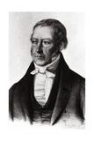 Hegel (1770-1831) Giclee Print