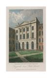 Serjeants' Inn, Fleet Street, London Giclee Print by Walter Wallis