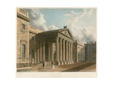 Carlton House, London, North Front Giclee Print by William Westall