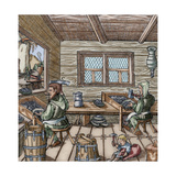Georgius Agricola (1494-1555). German Scientist Giclee Print