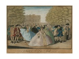 Taste a La Mode, 1745 Giclee Print by Louis Philippe Boitard